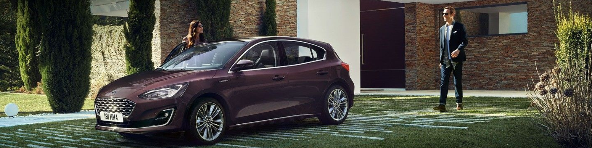 All New Ford Focus Vignale