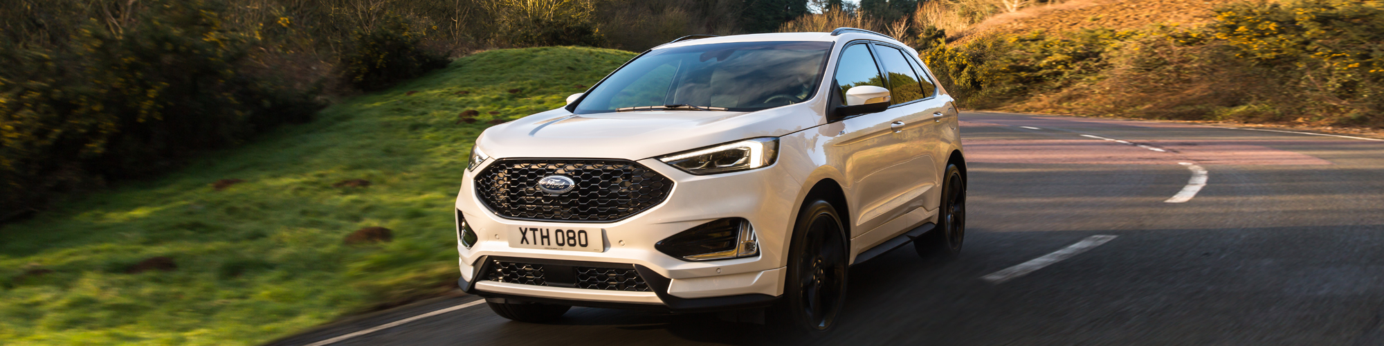 New Ford Edge 2018