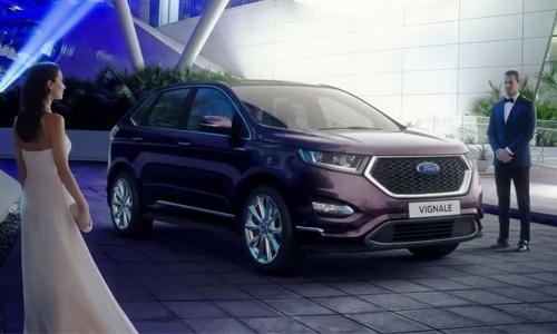 New Ford Edge Vignale