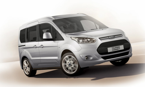 New Ford GRAND TOURNEO CONNECT