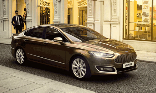 New Ford MONDEO VIGNALE