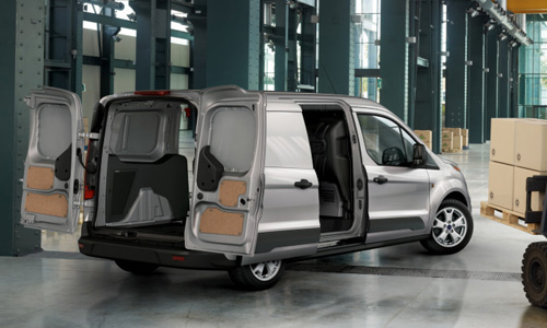 New Ford TRANSIT CONNECT