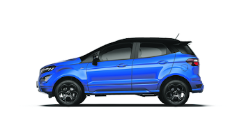Ford EcoSport ST-Line Side Profile